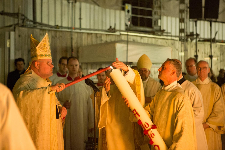 Osternacht Liturgie