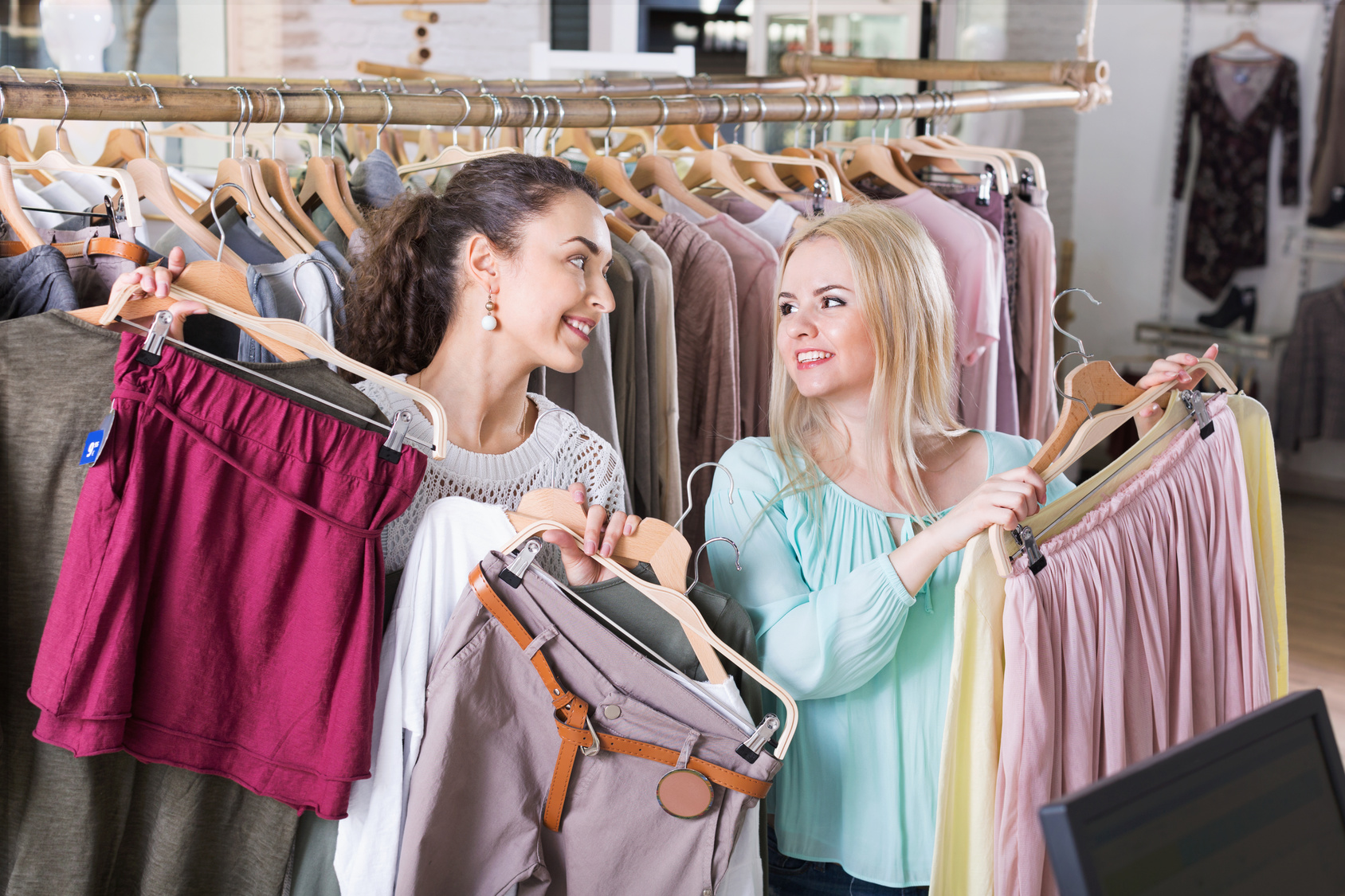 faire kleidung klamotten shoppen - lust und laster
