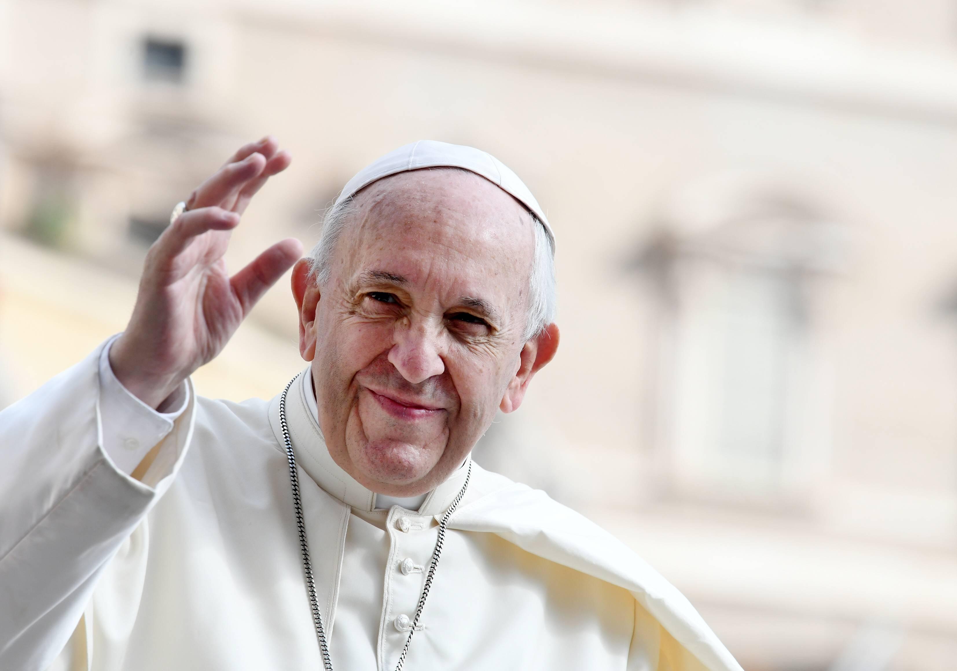 Franziskus Papst