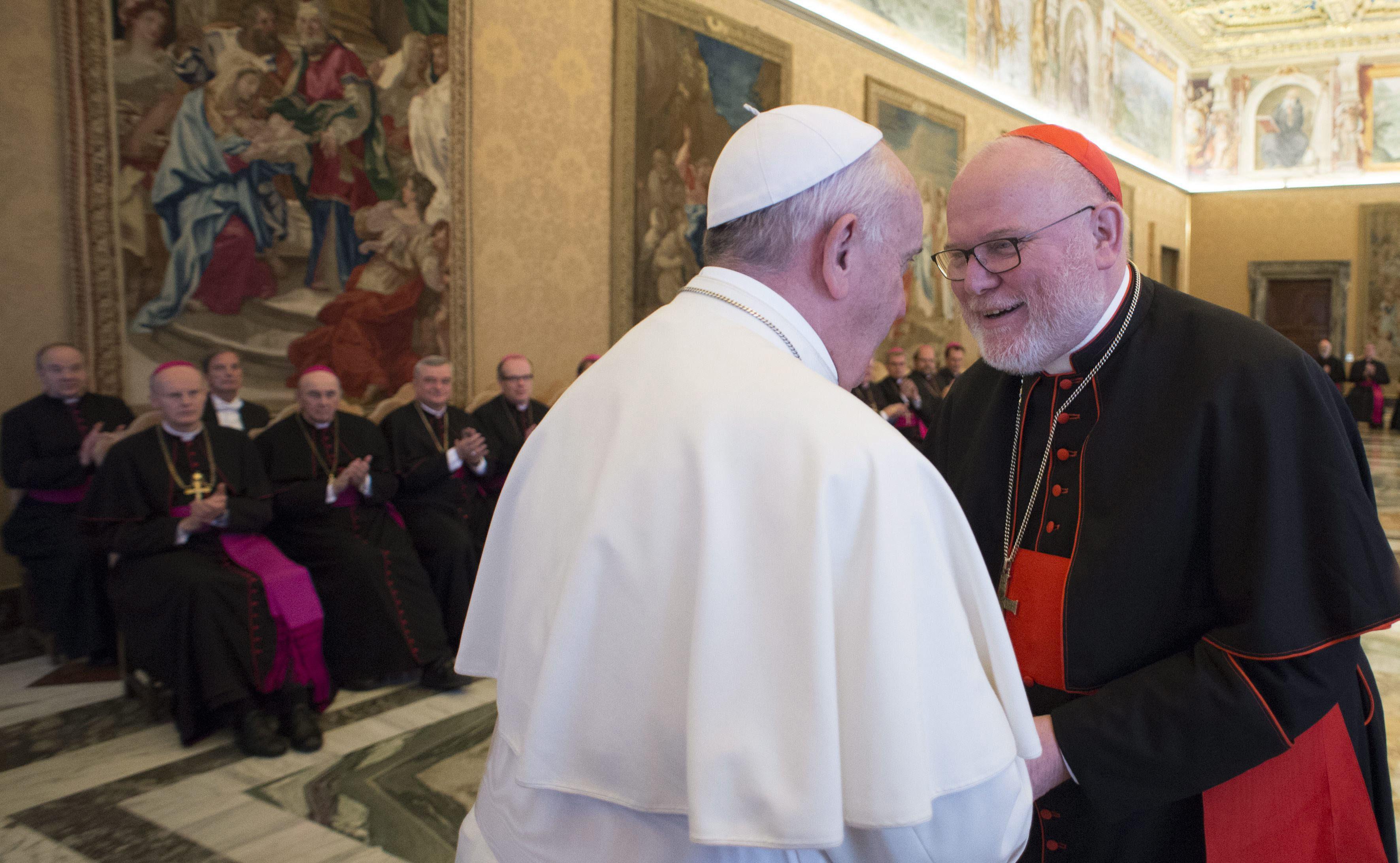 El Papa y Marx
