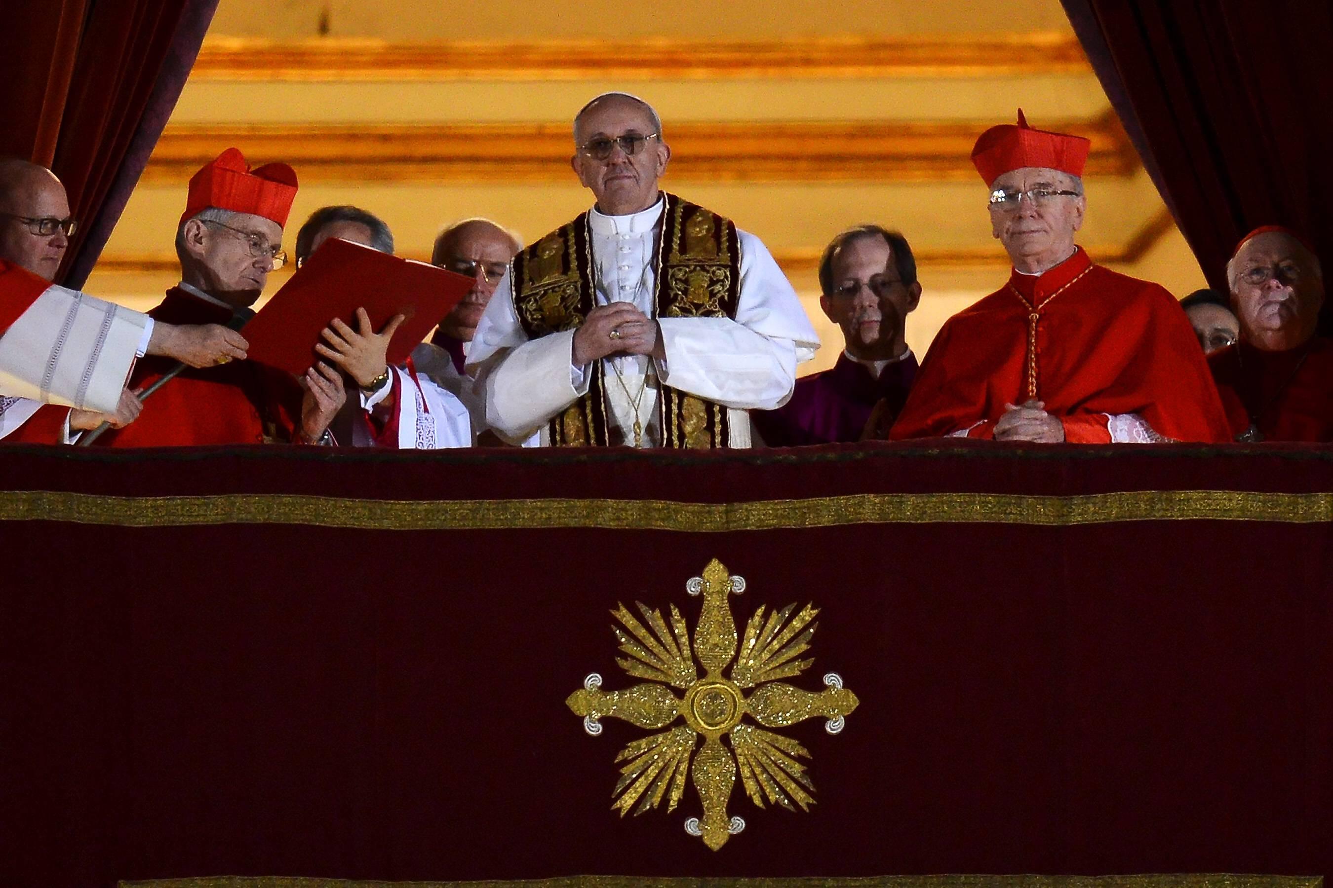So hat Papst Franziskus das Papstamt verändert | mk online
