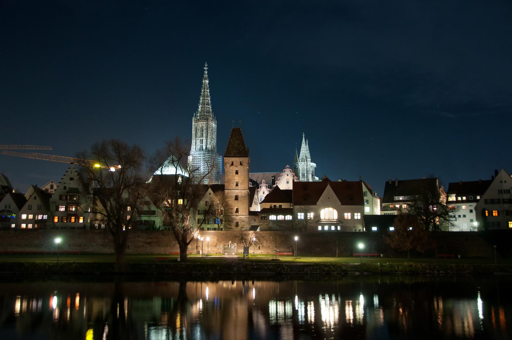 Ulm Feiert Den Höchsten Kirchturm Der Welt Mk Online